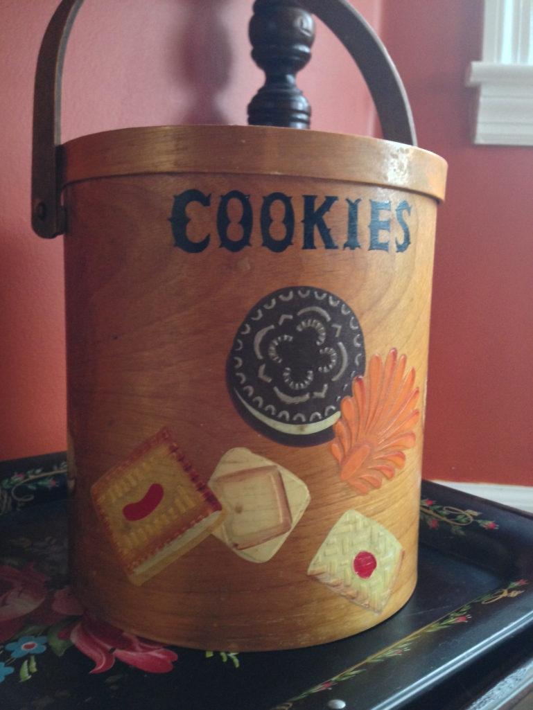 The cookie jar you had in your childhood home.