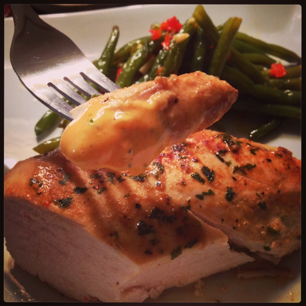 French Chicken with House Dipping Sauce